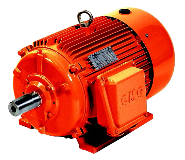 Ie2 motor specification for Class b electric motor