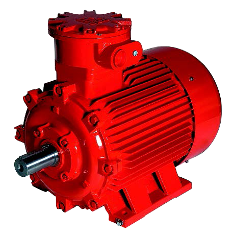 HPD-Series-Flameproof-Motors